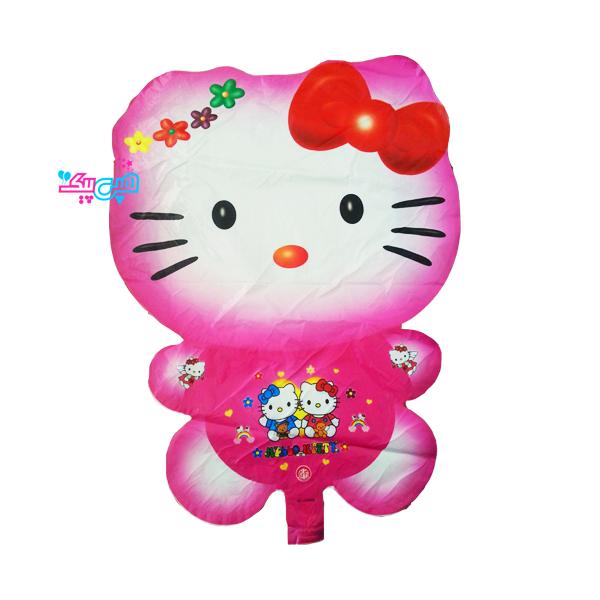 kitty theme balloon