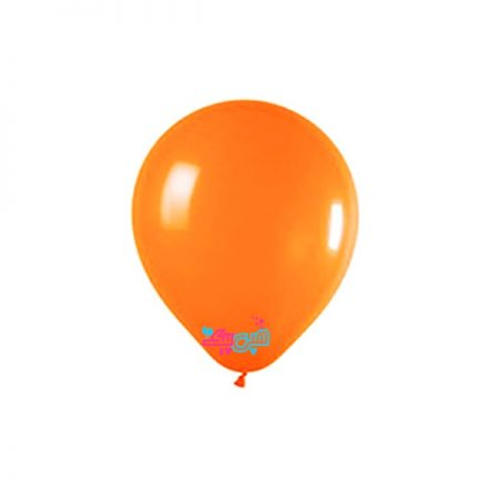 بادکنک لاتکس نارنجی