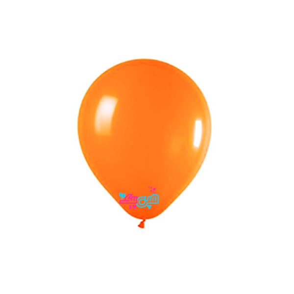 orange-latex-balloon-