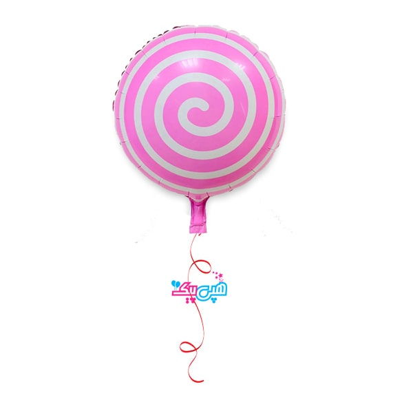candy-pink-helium-foil-balloon-