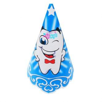 کلاه تولد دندونی پسرانه