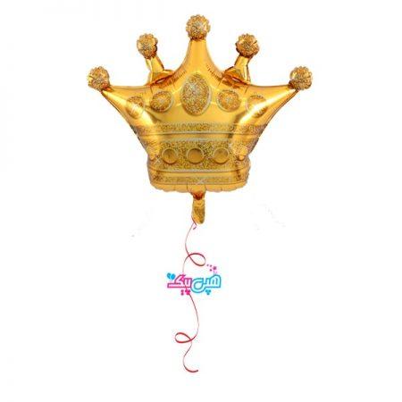 بادکنک هلیومی تاج پادشاهی