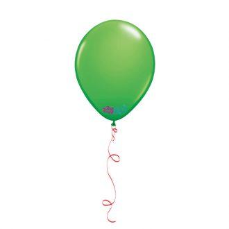 بادکنک هلیومی سبز روشن