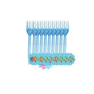 چنگال تولد تاج آبی