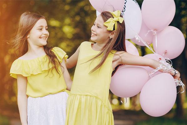 ایده هایی برای برگزاری جشن با تم تولد دخترانه
