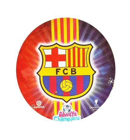 تم تولد پسرانه بارسلونا