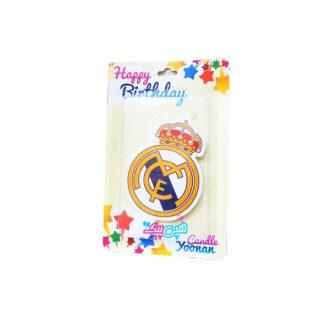 شمع تولد رئال مادرید