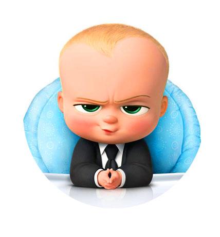 تم تولد پسرانه بچه رئیس