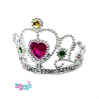 تاج ملکه ای الماسی