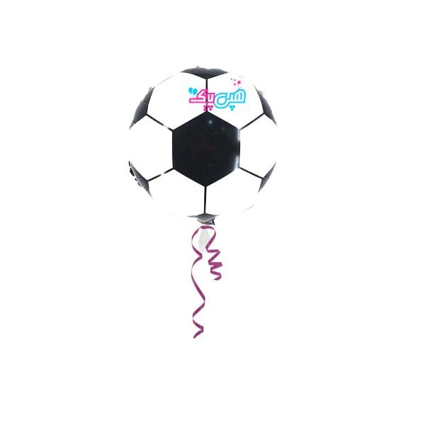 ball football foil balloon-min