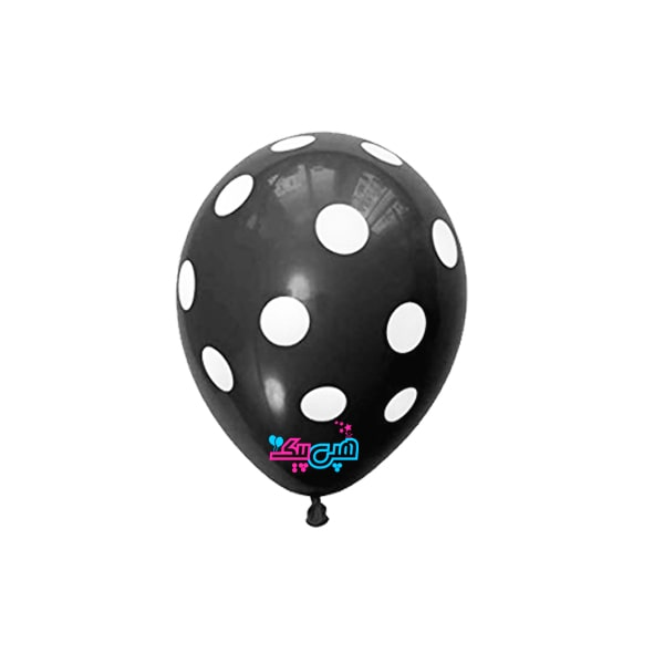 black-spotty-white-latex-balloon-
