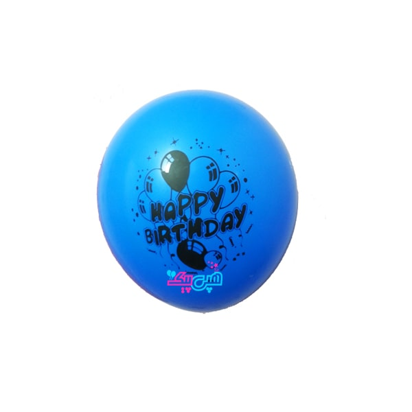 blue-latex-balloon-with-happy-black-