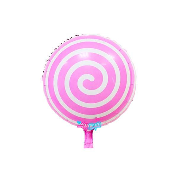pink-candy-foil-balloon