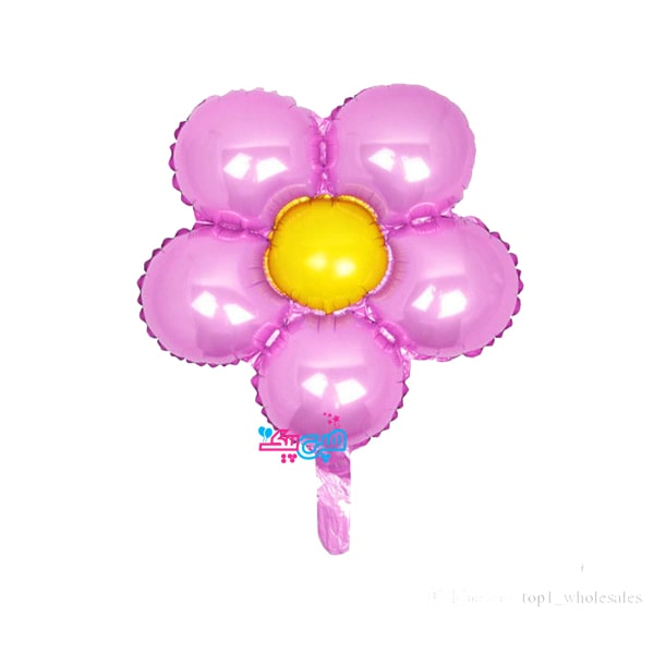 pink-flower-foil-balloon-