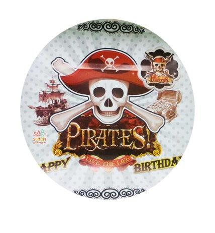 تم تولد پسرانه دزدان دریایی-