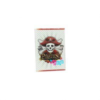 کارت دعوت دزدان دریایی