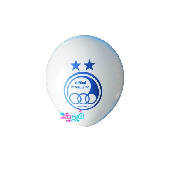 Soccer esteghlal soccer balloon-