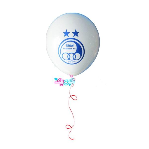 soccer esteghlal helium balloon-