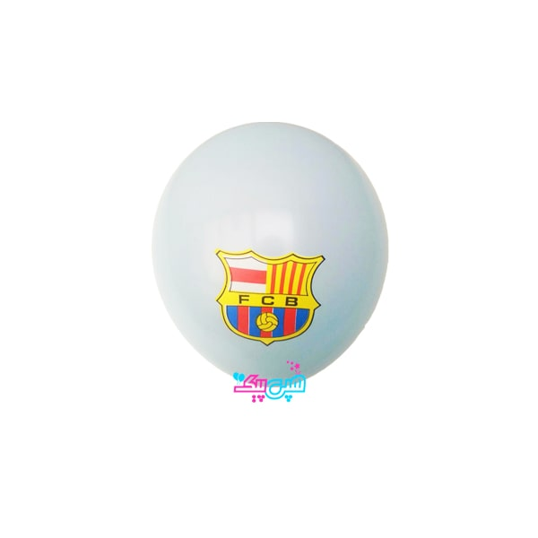 barcellona latex balloon