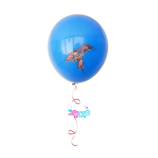 batman heluim latex balloon