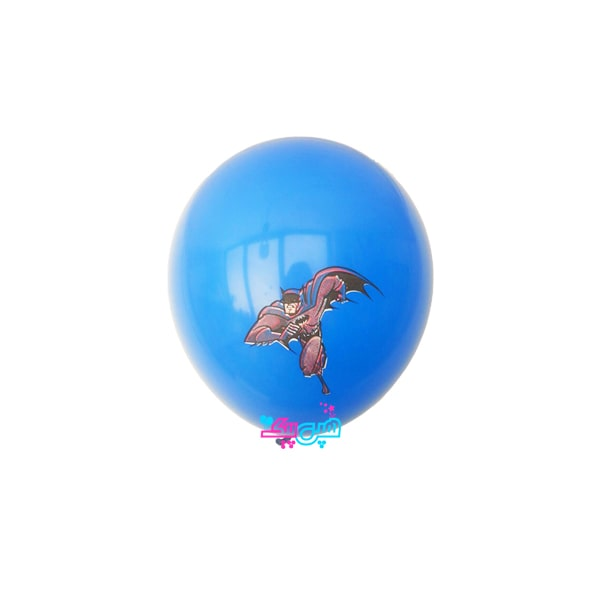 batman latex balloon