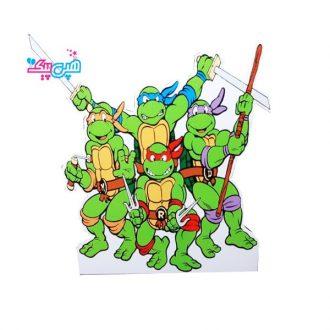 استند 50 سانت لاکپشت های نینجا