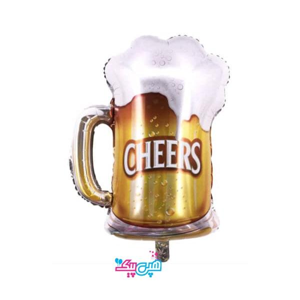 beer foil balloon-
