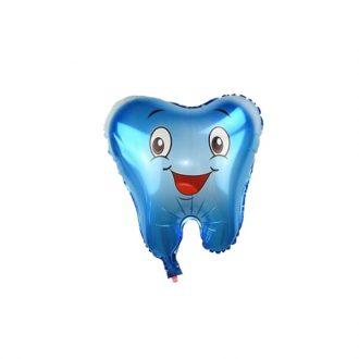 بادکنک کوچک دندون آبی