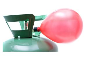 خطرات گاز هلیوم-