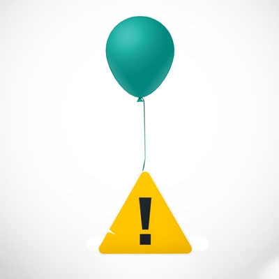 خطرات بادکنک هلیومی