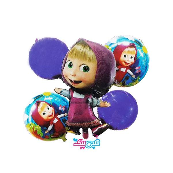 misha 5 foil balloon-