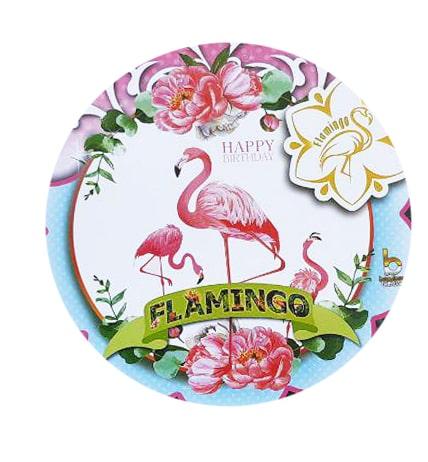 تم تولد فلامینگو
