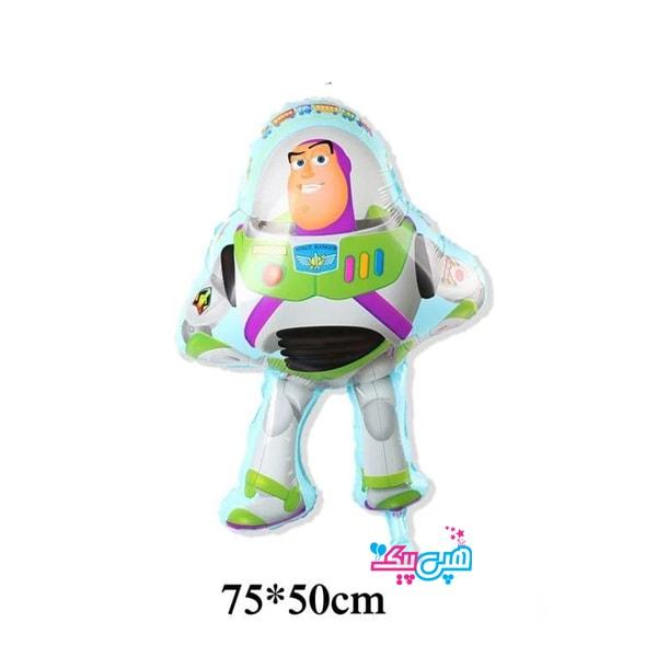 baz toy story foil balloon-