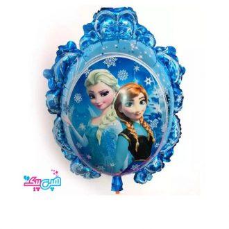 بادکنک آبی السا و آنا