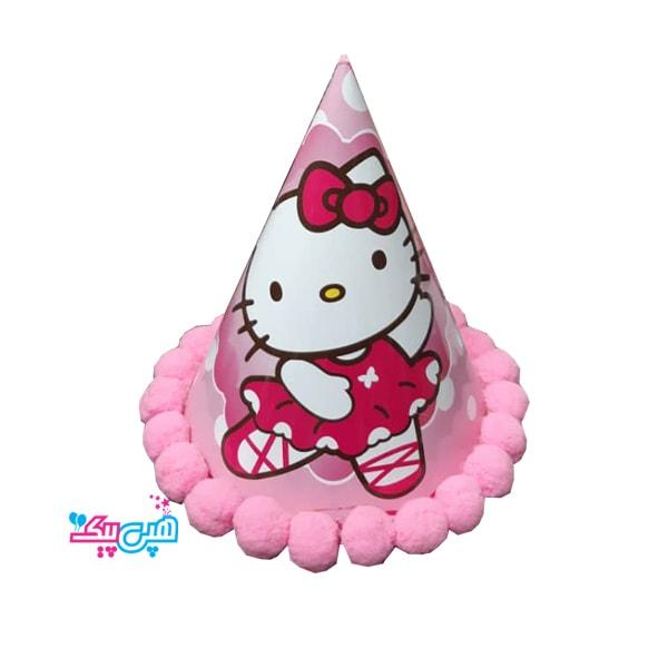 hat topak kitty theme-