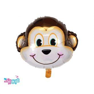 بادکنک سر میمون