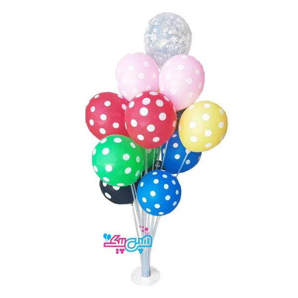 ۱۳ balloon stand-