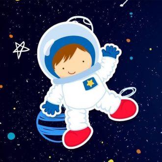 بنر تم فضانورد