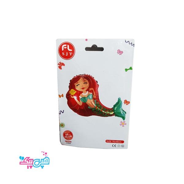 mermaid body foil ballooN