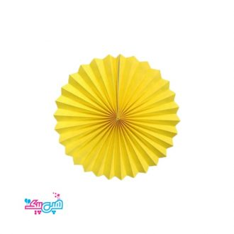 پیپر فنس زرد (18 سانت)