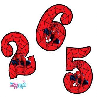 استند عدد مرد عنکبوتی