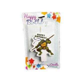شمع لاکپشت های نینجا