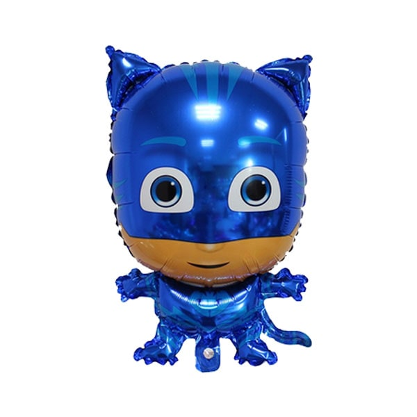 blue pjmask foil balloon-