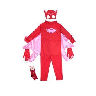 لباس شخصیت پی جی ماسک قرمز