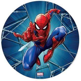 بنر گرد مرد عنکبوتی
