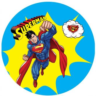 بنر گرد سوپرمن